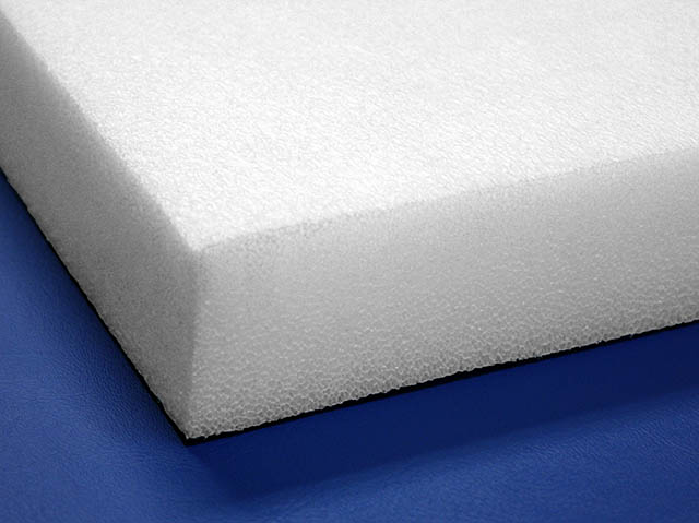 Types Of Mattresses >> Polyethylene Foam Sheets 6 lb White | Foam Factory, Inc.