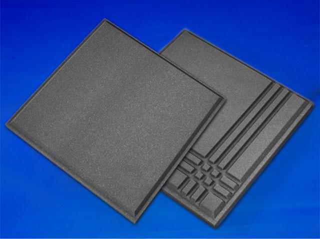 Soundproofing sound control acoustic foam drop ceiling tiles