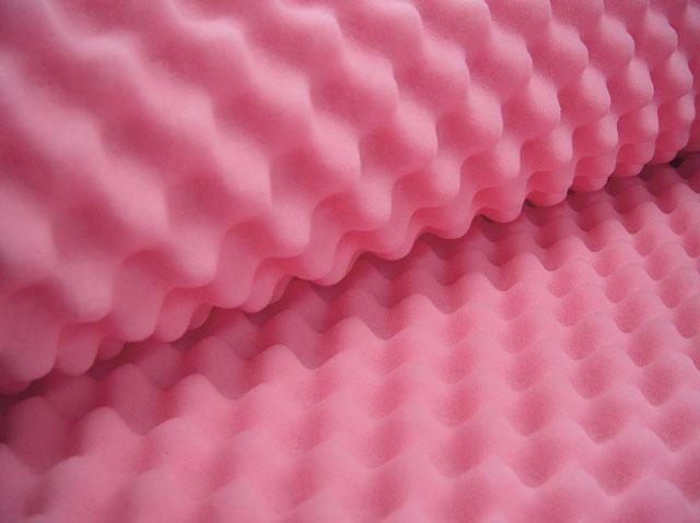 Pink Eggcrate Anti Static Foam Top Foam By Mail