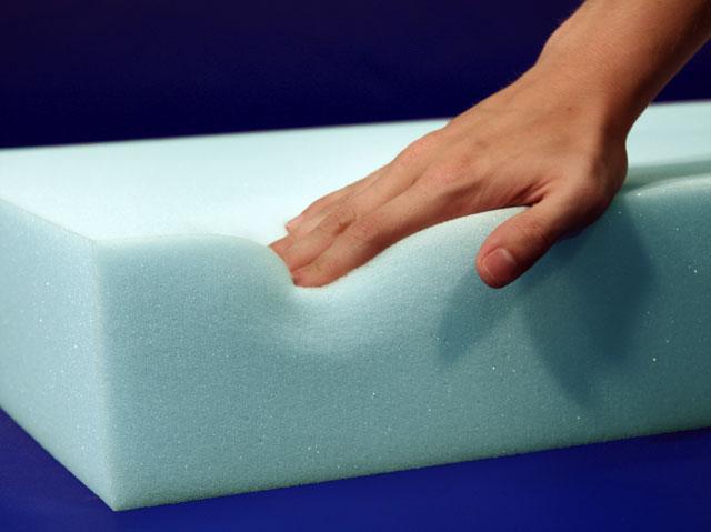 Types Of Mattresses >> Lux R Firm Foam Mattress | Foam Factory, Inc.