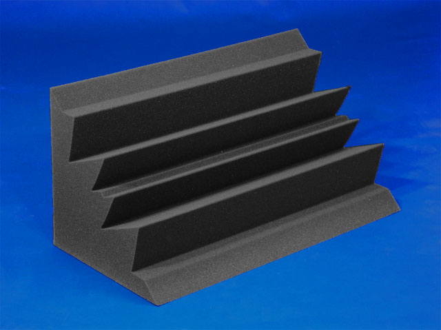 Soundproofing Sound Control Acoustical Foam Bass Absorber
