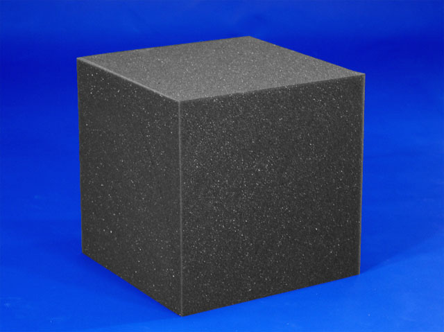 12 Inch Block 2 Pack Foam By Mail