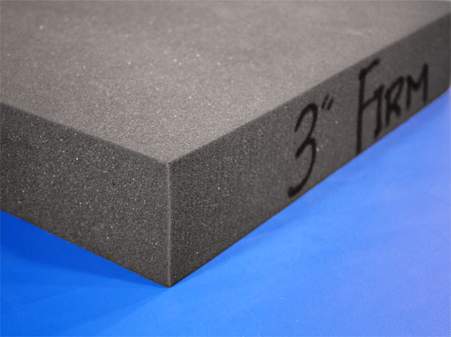High Density Charcoal Foam Foam By Mail