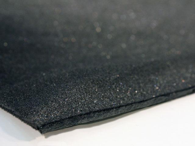 1 8 Inch Charcoal Regular Foam Foam By Mail