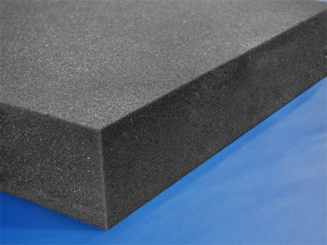 Padding Packages For Shipping In Boxes Charcoal Foam Base