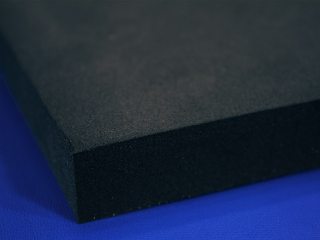 Cross Linked Polyethylene Foam 4lb Charcoal Foam By Mail