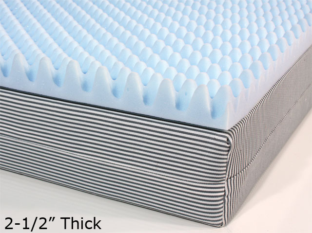Low Price Sleep Inc. 8-Inch Complete Comfort 200 Plush Mattress, Twin