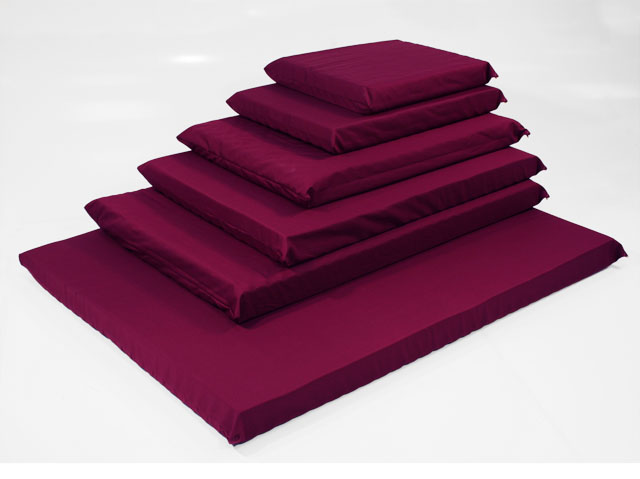 twill eggcrate foam pet beds and covers foam factory inc