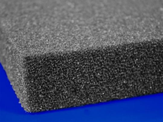 speaker grill foam filter foam by mail