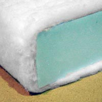How To Ly Fiberfill Your Foam Glue Method