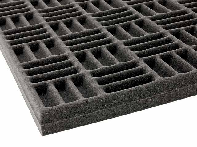 Soundproofing Acoustical Foam Sound Control With Grid Foam