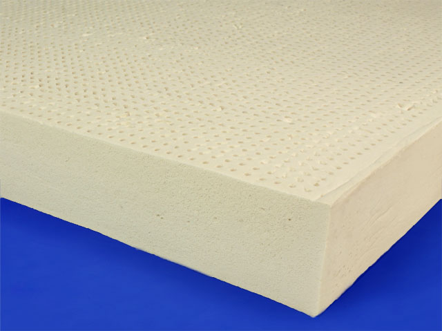 Dunlop Latex Foam Mattresses - 6""