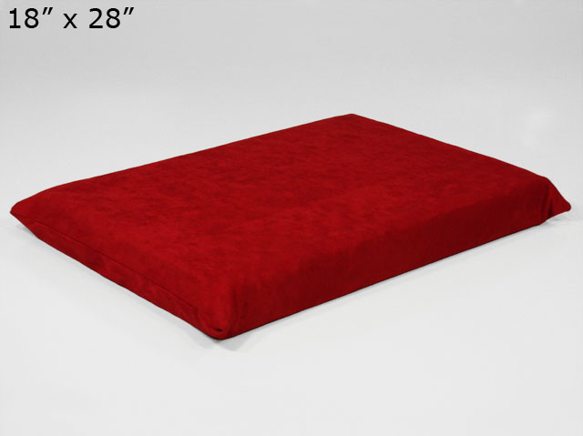 Suede Memory Foam Dog Amp Pet Beds And Covers Foam Factory