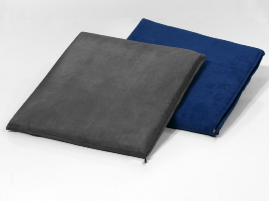 Ordinaire Memory Foam Chair Pad   Suede Cover