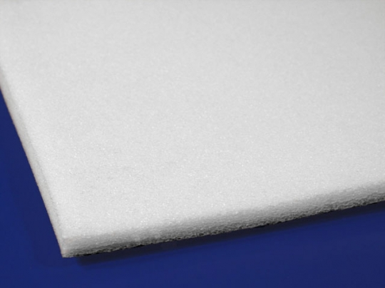 Polyethylene Foam Sheets - 4 0LB White
