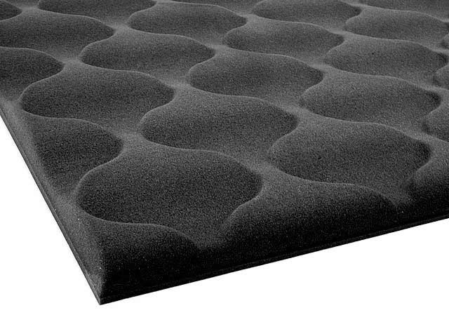 Types Of Mattresses >> Acoustical Spade Foam | Foam By Mail