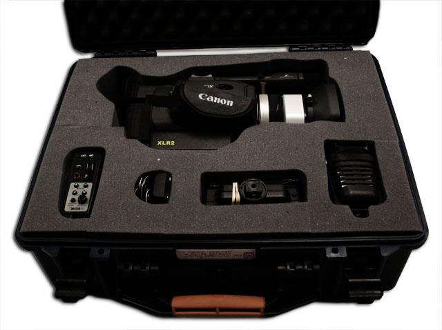Camera Packaging Foam Factory Inc