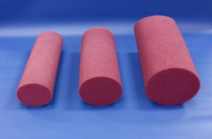 New Medical Foam Bolsters Available in Three Sizes
