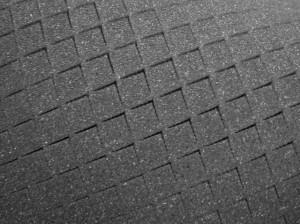 Charcoal Pick and Pull Grid Foam