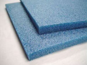 1.7 LB Density Blue Polyethylene