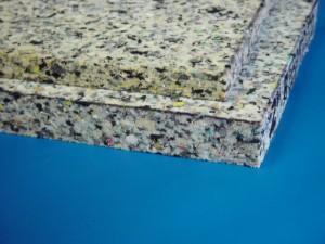 High Density Open-Cell Rebond Foam