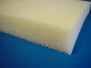 Open-Cell Dryfast Foam