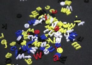 XLPE Letter Cutouts