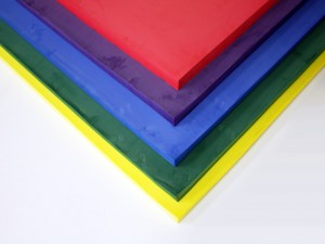 Colored XLPE Foam Mat