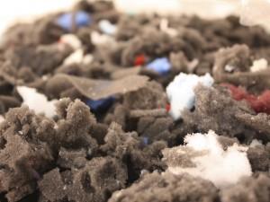 Shredded Foam Cushion Filling