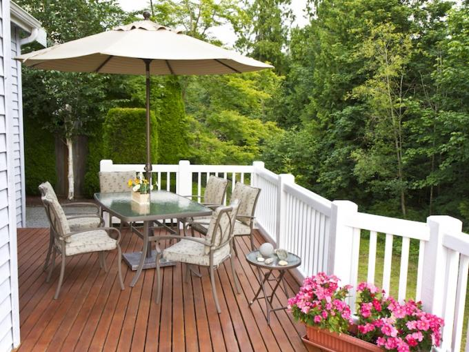 A Comfortable And Inviting Patio, Porch, Or Deck Is The Ideal Spot For  Enjoying Balmy Spring Temperatures With Family And Friends. If Youu0027re  Setting Up Your ...