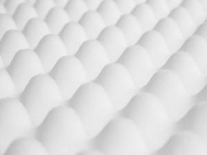 """1-1/2"""" convoluted eggcrate foam"""