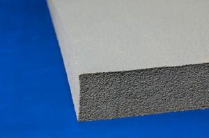 Gray Gym Rubber Mat