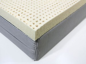 All-Natural Dunlop Latex Topper
