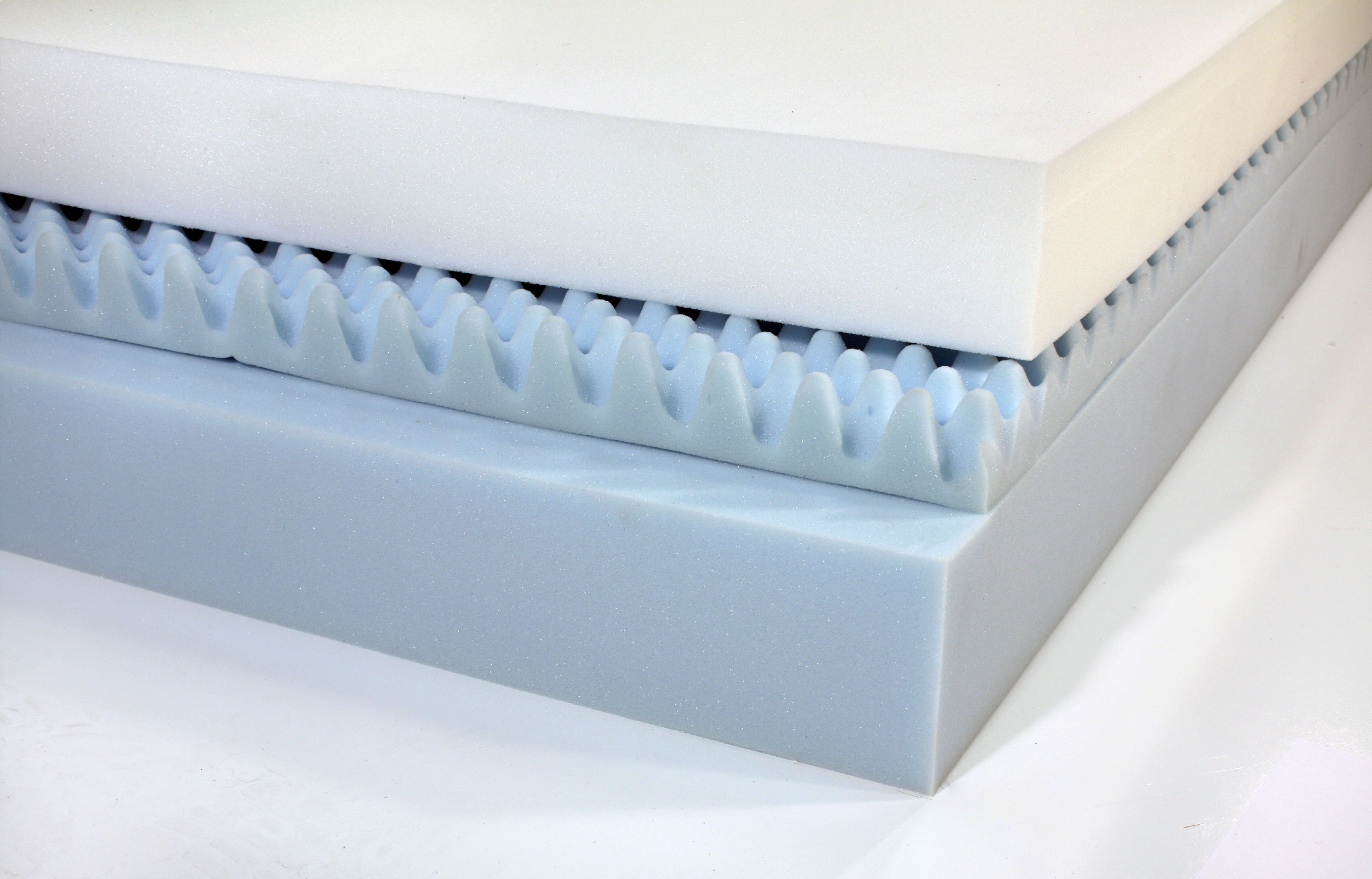 egg crate foam mattress topper pressure relief mattress memory foam and eggcrate layering need custom bed try layered foam mattress factory inc