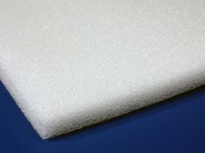 Thin, Wrappable Closed-Cell Polyethylene