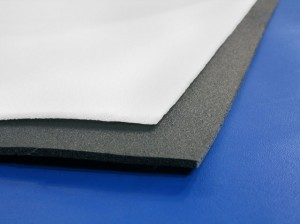 In thin sheets, polyethylene roll can often be cut with scissors
