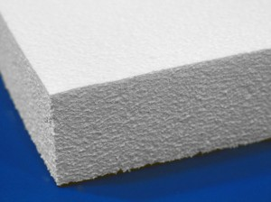 Polystyrene has been used for decades to make gliders